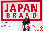 Pasi at Tokyo Designers Week 07